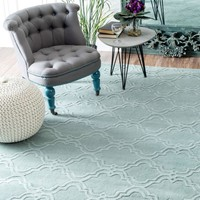nuLOOM Hand Tufted Wilhelmina Area Rug