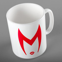 MARVEL Avengers Age of Ultron - Scarlet Witch Ceramic Coffee Mug