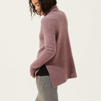 Lou & Grey Funnel Neck Sweater | LOFT