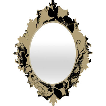 Pattern State Foxy Loxy Baroque Mirror