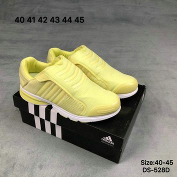 Adidas Original 170216 FOREST HILLS 72 Men Yellow Fashion Sports Running Shoes