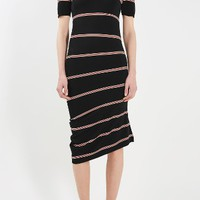 Topshop Unique Margot Polo Midi Dress | Nordstrom