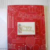 Birthday Cards/Set of Five