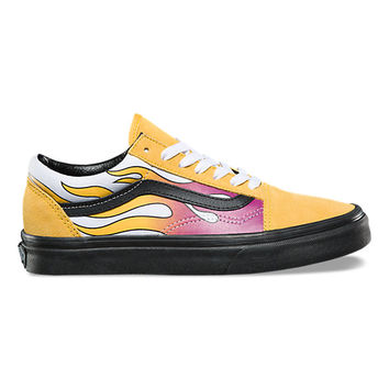 Flame Old Skool | Shop At Vans