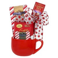 Ghirardelli Latte Mug Holiday Gift Set