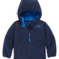 The North Face Toddler Boy's 'True or False' Reversible Water Resistant Jacket
