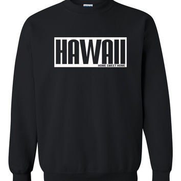 Hawaii Crewneck Sweatshirt