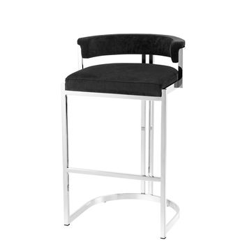Black Counter Stool | Eichholtz Dante