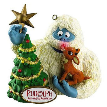 Rudolph Christmas Ornament - Carlton Cards