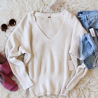 Free People Allure Sweet Sweater