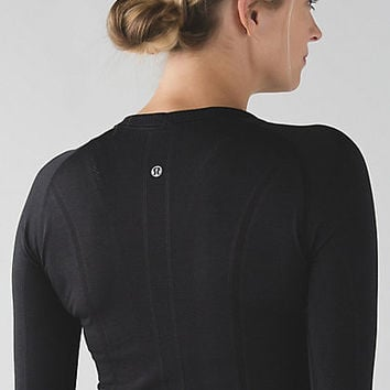 2017 lululemon New Swiftly Tech Long Sleeve Crew