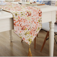 Table Runner Table Cloth  -3 colors