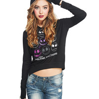 Nightmare Before Christmas™ Hooded Tee | Wet Seal