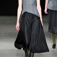Luna Dress With Basketweave Yoke And Skirt by 3.1 Phillip Lim - Moda Operandi