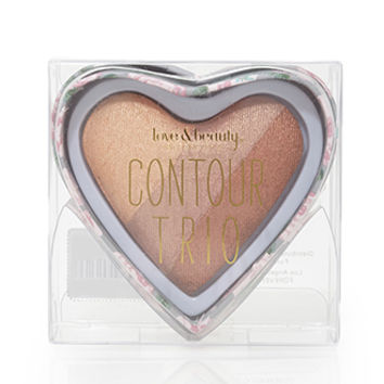 FOREVER 21 Contour Trio Natural/Bronze One