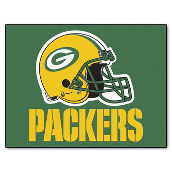 Green bay Packers NFL All-Star Floor Mat (34x45)