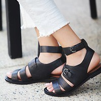 Jeffrey Campbell Womens Howl at the Moon Sandal