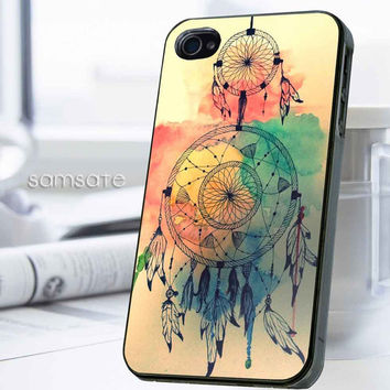 iPhone case,Samsung Galaxy,Cover,Skin,iPod Touch,Galaxy Note2/3,Trends,October,November,Winter-17914,12,Watercolor,painting,Dreamcatcher