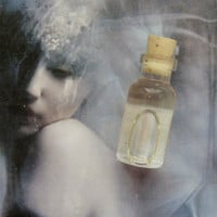WINTER GODDESS Skadi Ritual Oil, Elixir, Anointing Oil, Invoking Oil, Winter Oil Justice Oil, Vengeance Oil~ Wicca Witchcraft Pagan