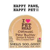 Oatmeal Paw Butter | Pet Head