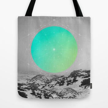 Middle Of Nowhere II Tote Bag by Soaring Anchor Designs
