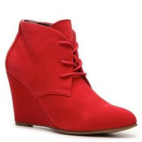 Envy Lola Wedge Bootie