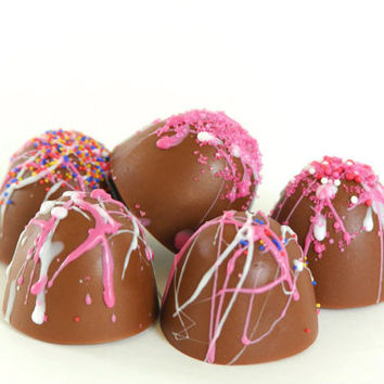 Chocolate Bon Bon Truffle Soaps Set of 5