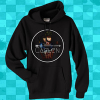 jc caylen black hoodie on bonanza