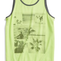 Tucker + Tate 'Garrett' Graphic Tank (Big Boys)