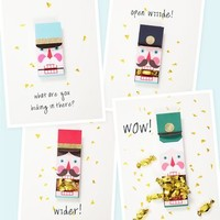 Nutcracker Mechanical Gift Boxes