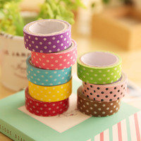 1 Pics Washy Kawaii Japanese Washi Masking Tape Paper Diy Sticker Christmas Washitapes