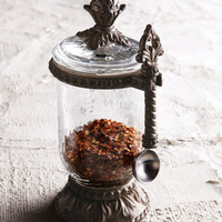 GG Collection Condiment Jar with Spoon