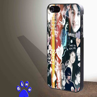 michael clifford collage for iphone 4/4s/5/5s/5c/6/6+, Samsung S3/S4/S5/S6, iPad 2/3/4/Air/Mini, iPod 4/5, Samsung Note 3/4 Case **