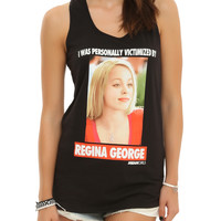 Mean Girls Regina Victimized Girls Tank Top
