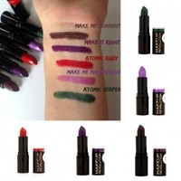 Atomic Lipstick collection - Buy all 5 for the price of 4