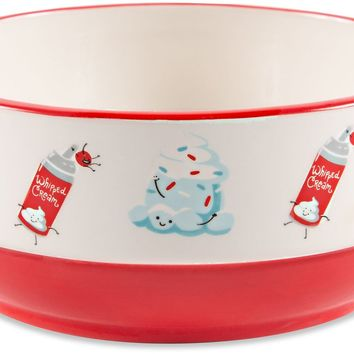 Sundae Fundae Chips & Dip Snack Bowl