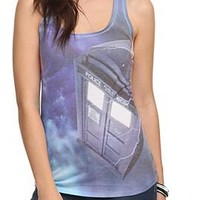 Doctor Who TARDIS Tank Top - 401594