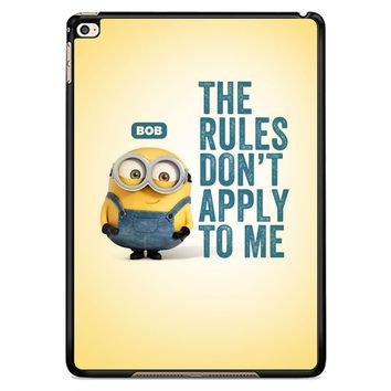 A Cute Collection Of Minions X4269 iPad Air 2  Case