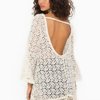 Mimi Lace Dress in  Clothes Dresses at Nasty Gal
