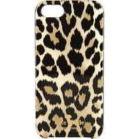 Kate Spade New York Leopard Ikat Resin Phone Case for iPhone® 5