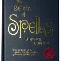 Victorian trading Co. - www.victoriantradingco.com - The Book of Spells