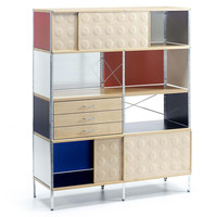 Vitra Eames Storage Unit Bookcase - ESU