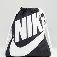 Nike | Nike Heritage Drawstring Backpack at ASOS
