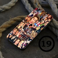 Magcon Boys Collage - iPhone 4/4s, iPhone 5/5S, iPhone 5C and Samsung Galaxy S3/S4 Case.