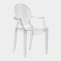 Louis Ghost Armchair   MoMA