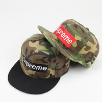 shosouvenir : Supreme: Women Men Sport Sunhat Embroidery Baseball Cap Hat