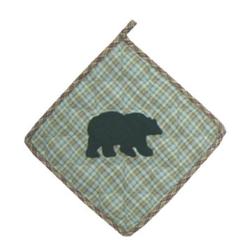 Pot Holder Bears Paw
