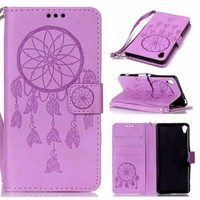 Wallet Card Holder Case for Sony Xperia Phone