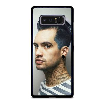 BRENDON URIE Panic at The Disco Samsung Galaxy Note 8 Case Cover