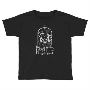 happy mask store Toddler T-shirt